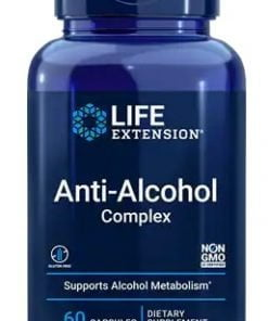 Anti-Alcohol Complex – 60 caps all products on buy tester UKTSG bodybuilding supplements