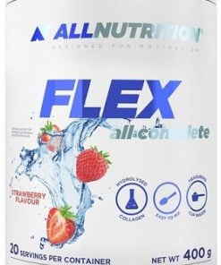 Flex All Complete, Strawberry (EAN 5902837738659) – 400 grams all products on buy tester UKTSG bodybuilding supplements