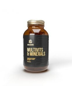 Multivits & Minerals – 90 caps all products on buy tester UKTSG bodybuilding supplements