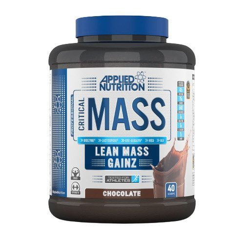 Critical Mass – Professional, Chocolate – 2400 grams all products on buy tester UKTSG bodybuilding supplements