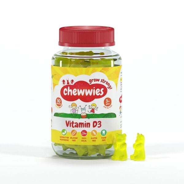 Vitamin D3, Lemon – 30 chewwies all products on buy tester UKTSG bodybuilding supplements