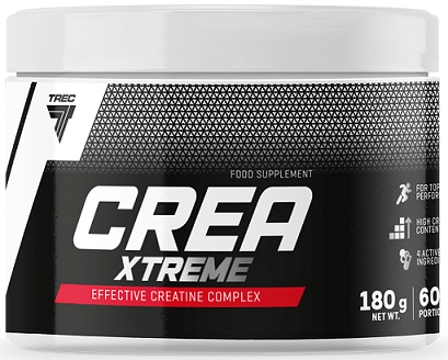 Crea Xtreme – Tropical, Powder – 180 grams all products on buy tester UKTSG bodybuilding supplements