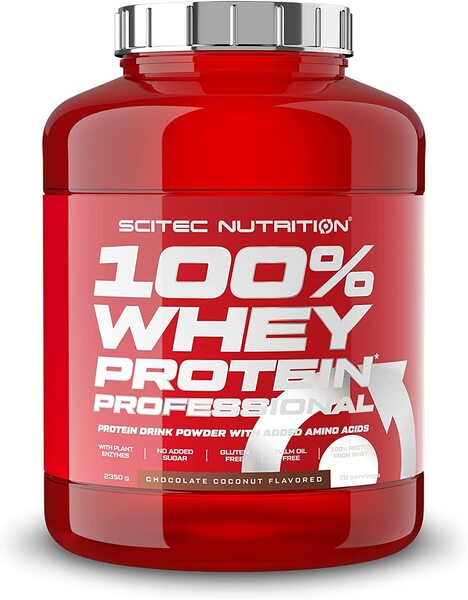 100% Whey Protein Professional, Chocolate Coconut (EAN 5999100021556) – 2350 grams all products on buy tester UKTSG bodybuilding supplements