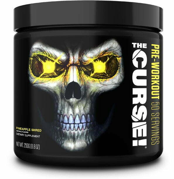 The Curse!, Pineapple Shred – 250 grams all products on buy tester UKTSG bodybuilding supplements