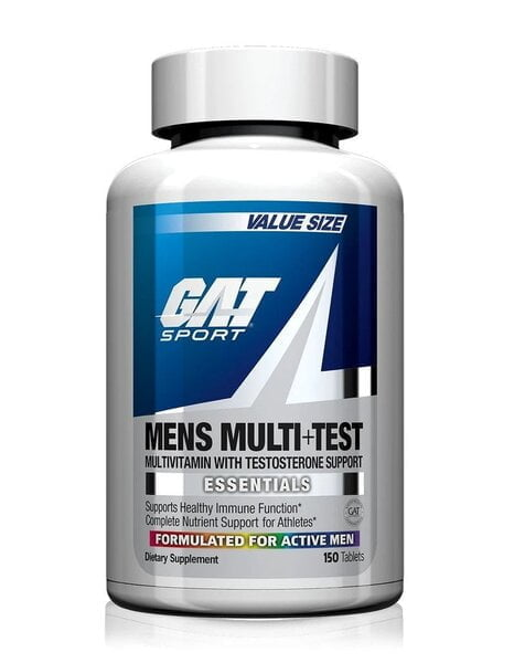 Mens Multi+Test – 150 tablets all products on buy tester UKTSG bodybuilding supplements