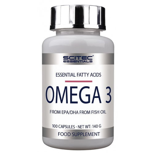 Omega And Fish Oil